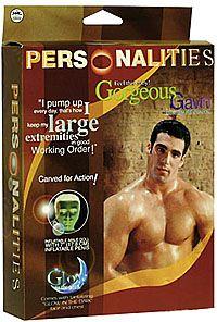 Gorgeous Gavin Manlig Sexdocka