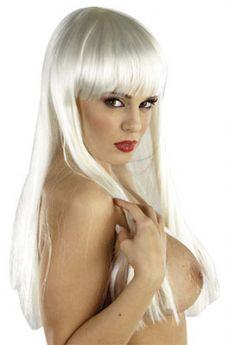 Peruk Platina blond