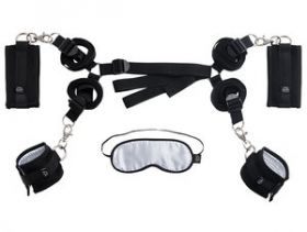 Hard Limits Bed Restraint Kit