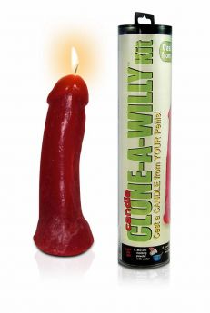 Clone-A-Willy Kit Wax Candle