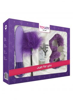 JFY LUXE BOX NO 1 PURPLE