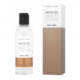 Mixgliss Wild Silicone Lube 50 ml