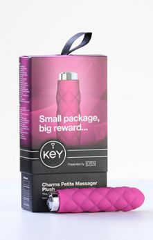 Key by Jopen - Charms - Plush Pink