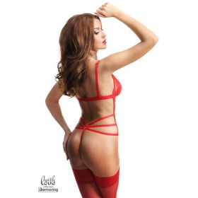 Demoniq SIMONE - red set