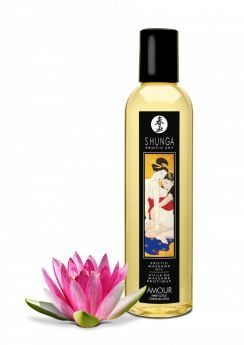 Erotic Massage Oil Sweet Lotus