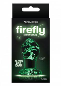 Firefly Glass Plug - Small