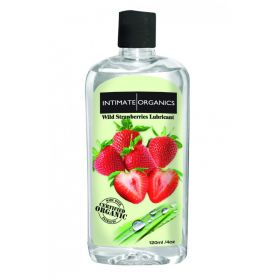 Wild Strawberry Lube 120ml
