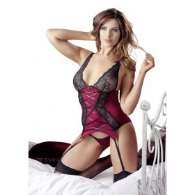 Red Basque set