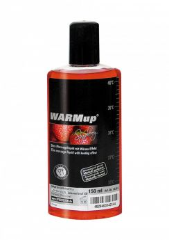 Warmup Massage Oil 150ml
