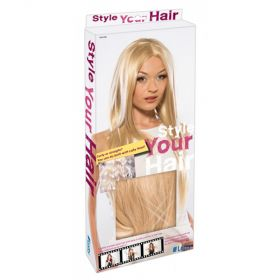 WIG LONG STRAIGHT HAIR- BLONDE